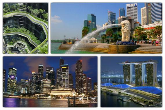 Singapore tour packages Book - Honeymoon Package