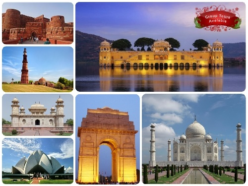 Delhi to Golden Triangle Tour Packages