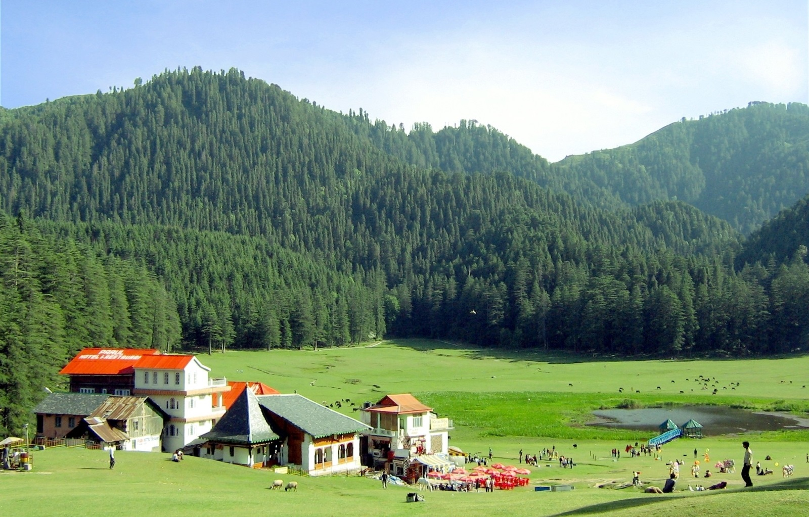 Delhi to Dalhousie Honeymoon Packages
