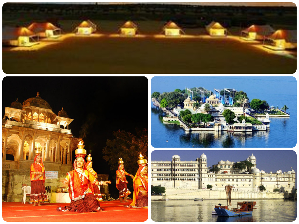 udaipur Tour Packages from Delhi